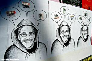 Street Art NYC: Hoodie