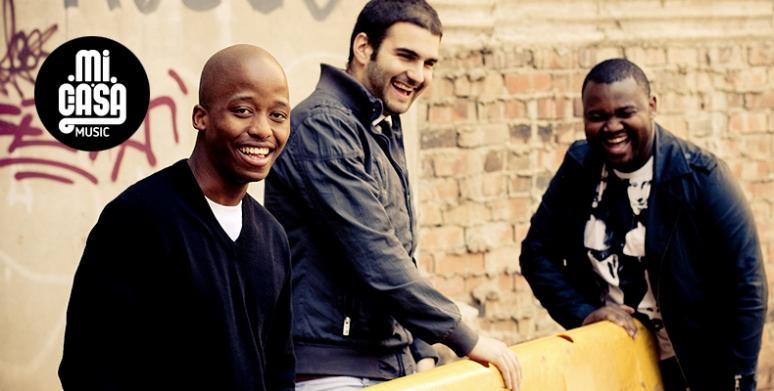 MI CASA, SOUTH AFRICA'S purveyors of house music