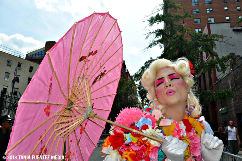 SCENES FROM 2012  NYC PRIDE PARADE