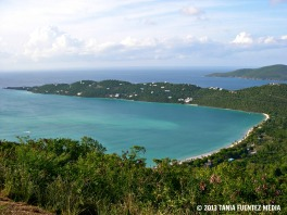 MAGENS BAY, ST. THOMAS, U.S. VIRGIN ISLANDS