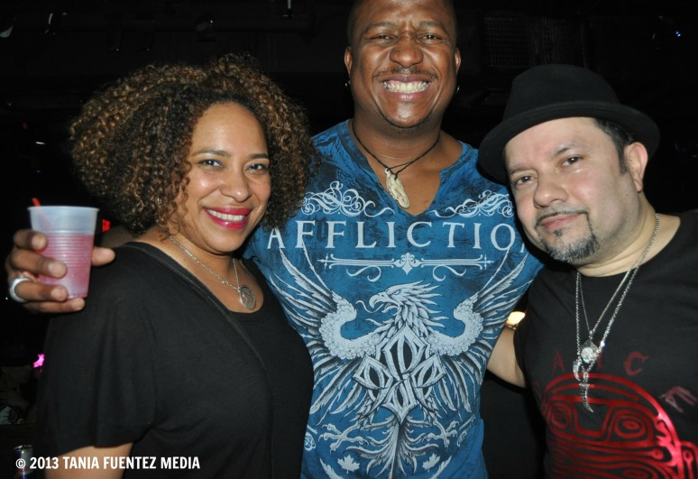 DJ FRESH (CENTER) WITH LOUIE VEGA AND FRIENDS AT SYSTEM DANCE CLUB, NYC