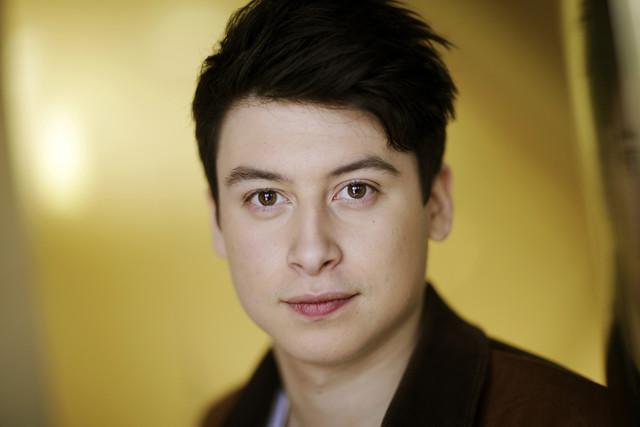 TECH TEEN NICK D'ALOISIO PHOTO CREDIT: MATTHEW LLOYD/BLOOMBERG