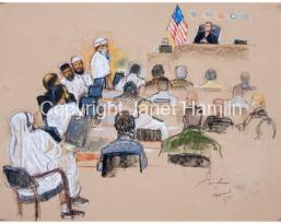 Guantanamo Sept 11 Trial