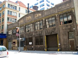 FORMER HOME OF NYC'S PARADISE GARAGE