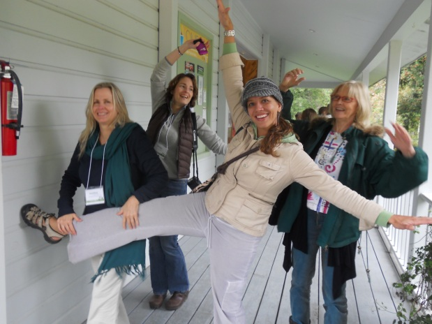 TINA WOODS WITH OTHER NATURAL AWAKENINGS PUBLISHERS