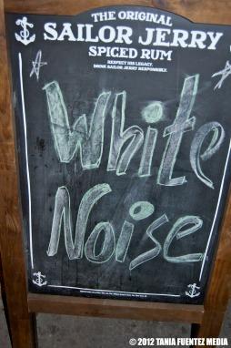 R.I.P. WHITE NOISE