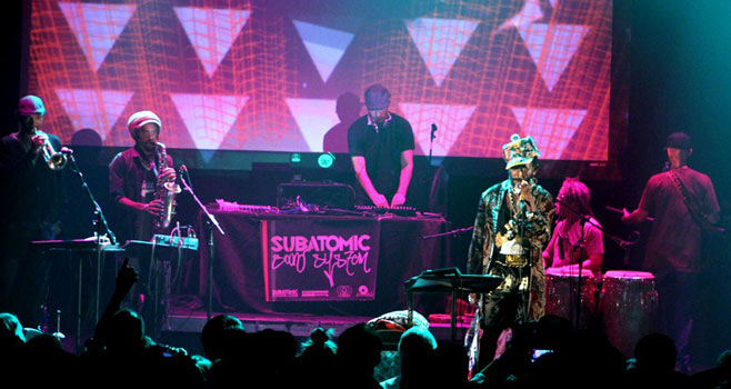 SUBATOMIC SOUND SYSTEM AND LEE 'SCRATCH' PERRY