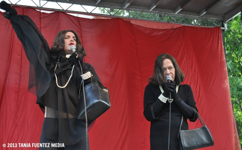 THE DUELING BANKHEADS AT 2013 HOWL! FESTIVAL, NYC