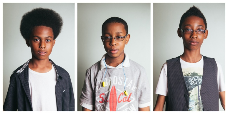 MEMBERS OF METAL BAND 'UNLOCKING THE TRUTH'