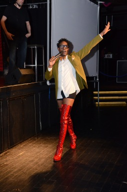 'KINKY BOOTS' STAR BILLY PORTER PHOTO CREDIT: ANDREW WERNER PHOTOGRAPHY