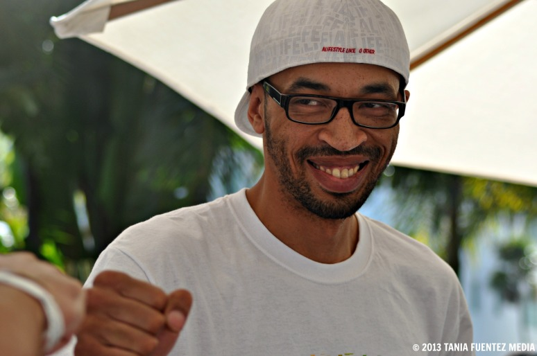 AFROBEAT AMBASSADOR AND DJ/PRODUCER RICH MEDINA