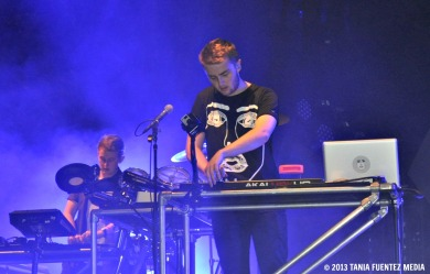 BROTHERS GUY AND HOWARD (FOREGROUND) LAWRENCE OF DISCLOSURE