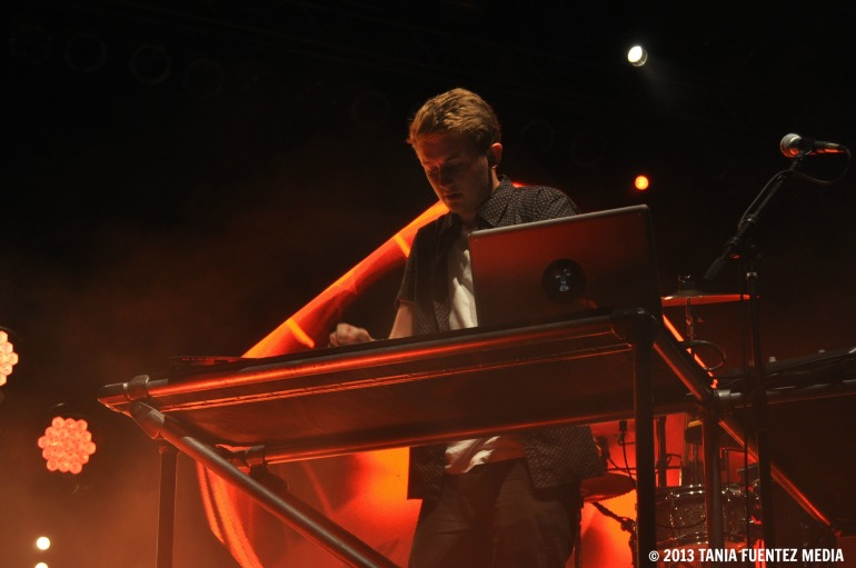 DISCLOSURE'S GUY LAWRENCE AT CENTRAL PARK SUMMERSTAGE