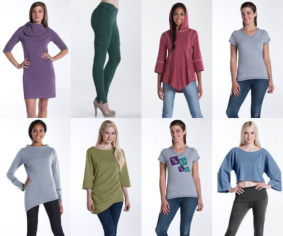 ECO-FRIENDLY FASHIONS BY LUR APPAREL