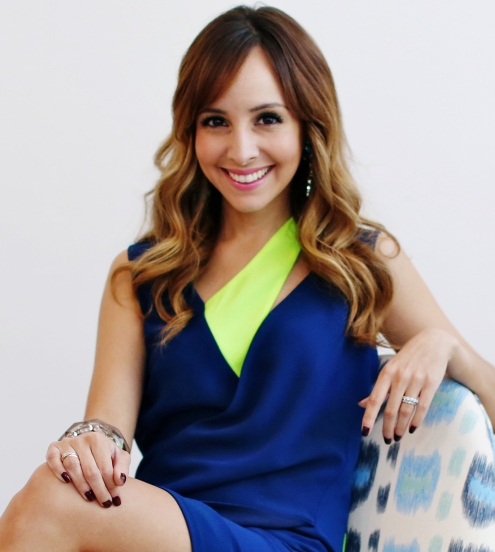 STYLE AND FASHION EXPERT LILLIANA VAZQUEZ
